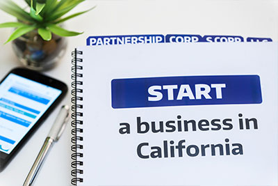 Business Formation California